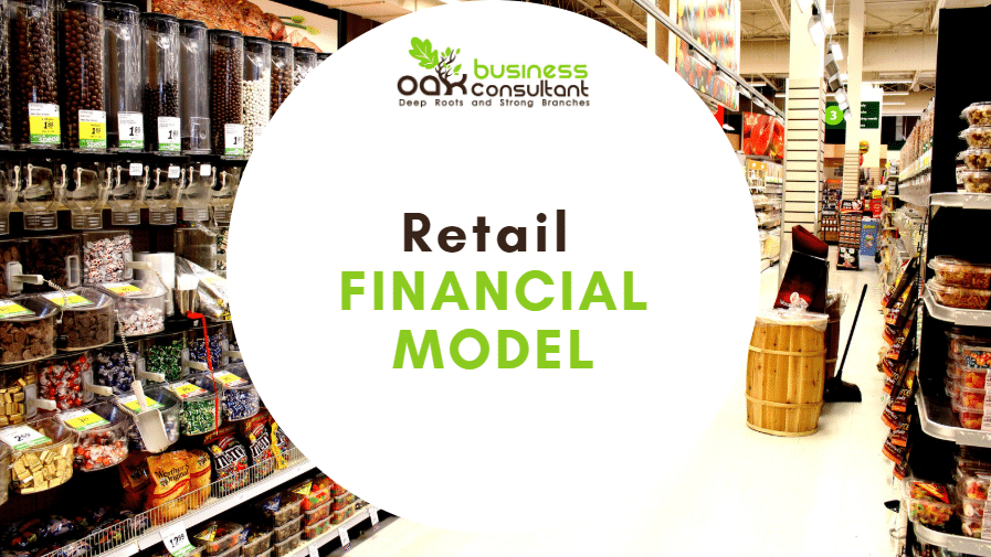 Logo for Retail Financial Model