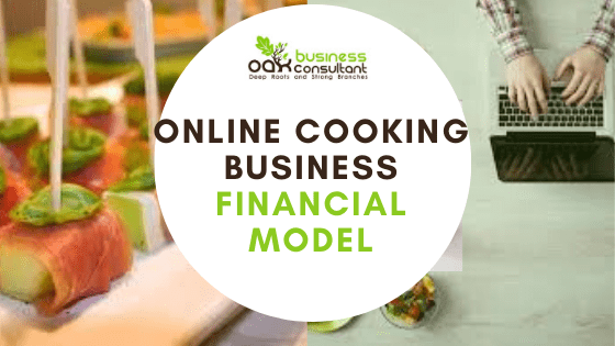 Online Cooking Business Cover Image