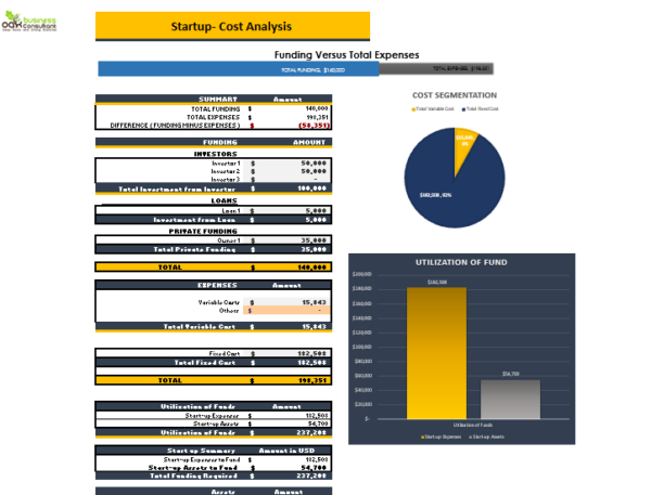 Salon_Booth_Rental_Excel_Financial_Model_Startup_Summary