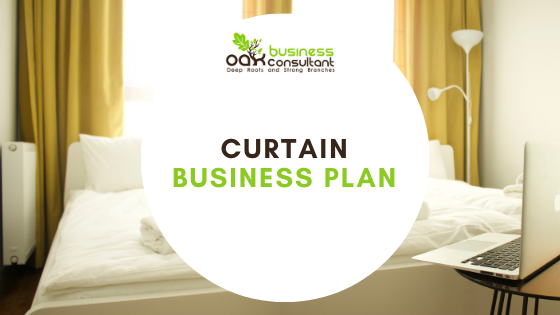 Curtain Business Plan Cover