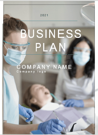 Dental Laboratory Business Plan cover image