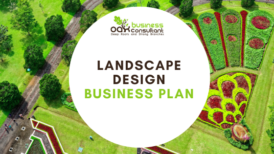 Landscape Business Plan Cover